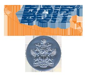 BCIT Logo & Seal Certificate Stamp
