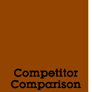 Competitor Comparison SEO Icon