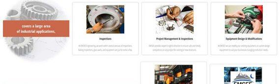 EMSEE Engineering Website