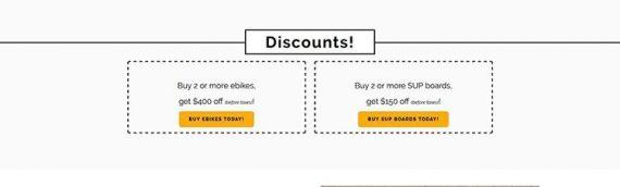 Fluidmotion Board and Bike Sales Website